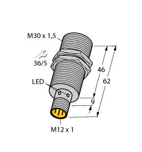 BI10-M30-AN6X-H1141