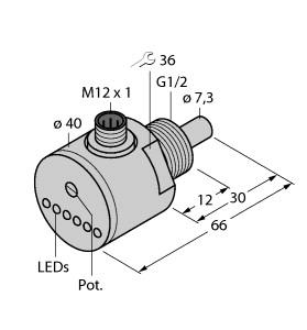 流量传感器可检测液体和气体介质流速的关键偏差.