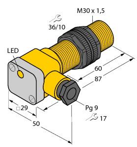 BI10-P30SK-AP6X