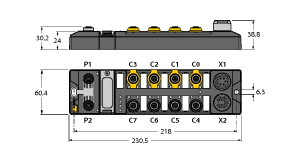 TBPN-L1-FDIO1-2IOL