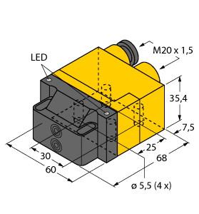NI4-DSU26TC-2Y1X2
