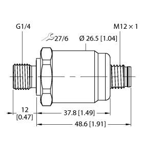 PT0.25R-1504-I2-H1143/D840