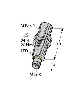 RU40U-M18M-UP8X2-H1151