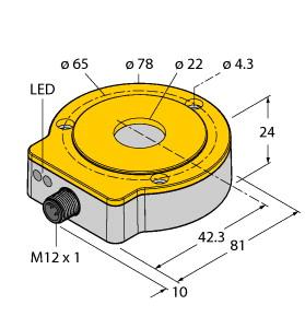RI360P0-QR24M0-INCRX2-H1181