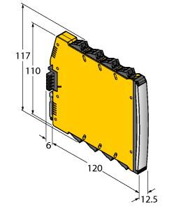 IMX12-SG10-1U-1UI-0/24VDC